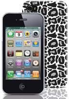 Merkury Innovations iPhone 4/4S Leopard Hard Cell Phone Case
