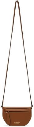 Burberry Brown Mini Olympia Messenger Bag