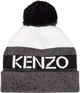 Kenzo Logo Bobble Hat