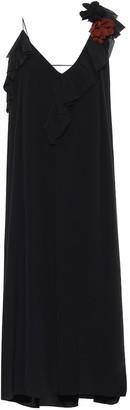 Victoria Beckham Silk crApe de chine dress