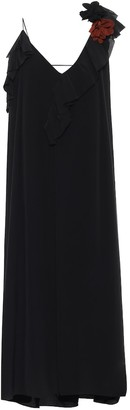 Victoria Beckham Silk crepe de chine dress