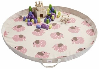 3 Sprouts Play Mat, Elephant
