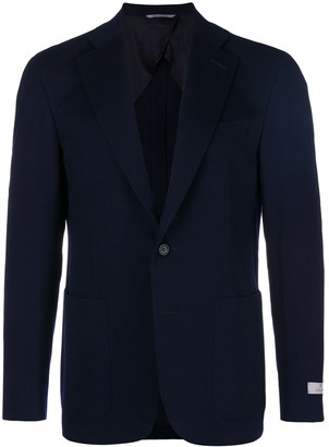 Canali Ultralight water resistant blazer