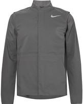 Nike Hyperadapt Water-repellent Hypershield Shell Golf Jacket - Gray