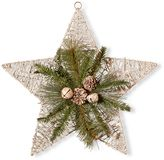 National Tree Company 18-in. Artificial Pine Star Christmas Wall Decor