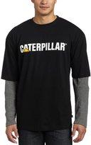 Caterpillar Men's Thermal Layered Long Sleeve T-Shirt