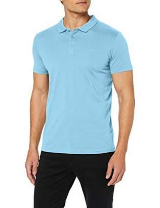 Esprit edc by Men's 039cc2k025 Polo Shirt, (White 100), Large
