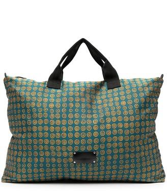 10 Corso Como Logo-Print Weekender Bag