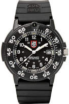 Luminox 3000 Series Carbon-reinforced And Rubber Watch - Black