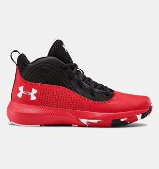 Under Armour Grade School UA Lockdown 4 Basketball Shoes