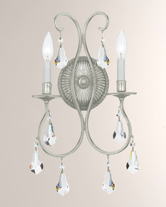 Swarovski Ashton 2-Light Sconce
