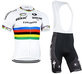 ETBO 2015 Quickstep Cycling Jersey Short Sleeve Maillot Ciclismo and Cycling Bib Shorts Cycling Kits cycle jerseys Ciclismo bicicletas