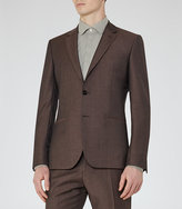 Reiss New Collection Hollidge B Single-Breasted Wool Blazer