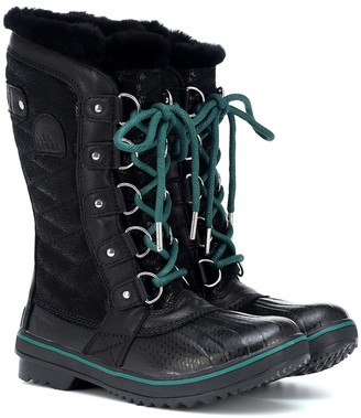 Sorel Tofino II Lux leather boots
