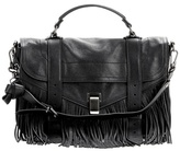 Proenza Schouler Ps1 Medium Fringe Leather Tote