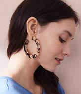 Lou & Grey Machete Grande Flat Hoop Earrings