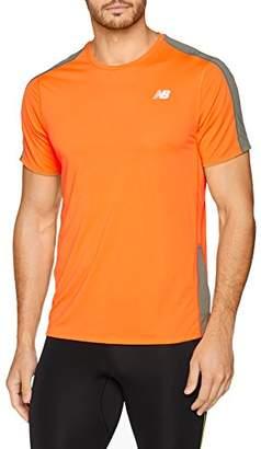 New Balance Men's Accelerate T-Shirt,XL