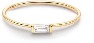 Kendra Scott Isabella Band Ring in White Diamond