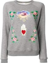 RED Valentino printed sweatshirt