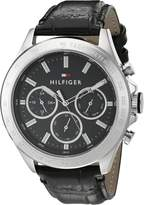 Tommy Hilfiger Men's 1791224 Hudson Analog Display Japanese Quartz Watch