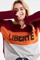 Urban Outfitters Liberte Pullover Sweatshirt