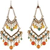 Beaded Chandelier Earrings