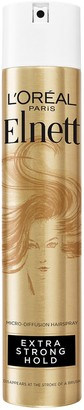 L'Oreal Elnett Extra Strong Hold Hairspray 200Ml + 100Ml