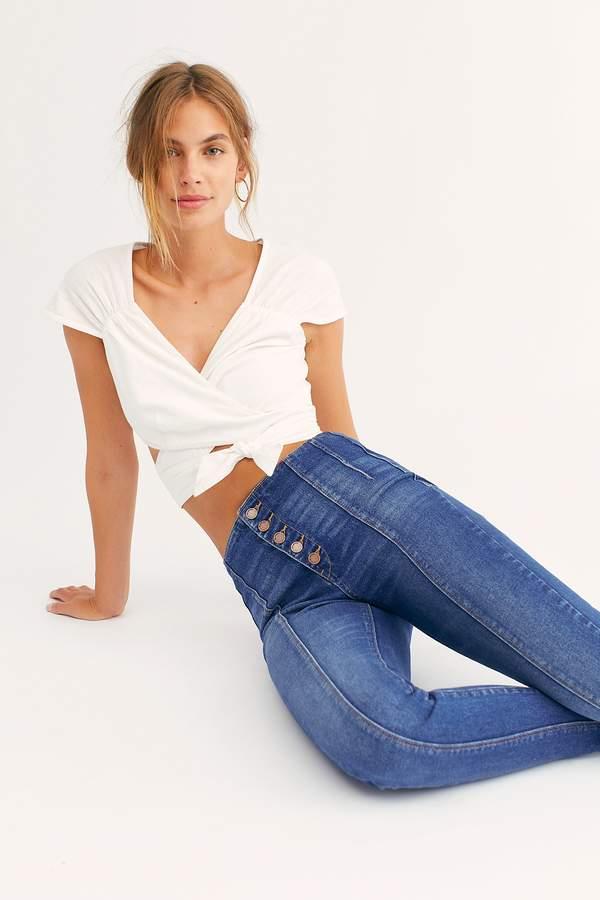 Blank NYC Radio Silence Skinny Jeans