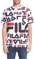 Fila Men's Usa Logan Print T-Shirt