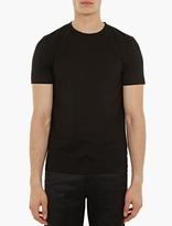 Acne Studios Black Cotton-Jersey 'Eddy' T-Shirt