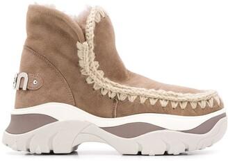 Mou Eskimo sneaker boots