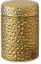 "Global Views 5"" Moonscape Jar Candle - Gold"