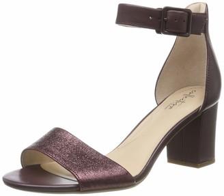 Clarks Women's Deva Mae Ankle Strap Heels
