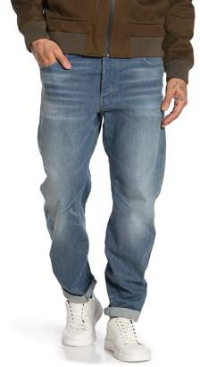 """G Star Tobog Relaxed Tapered Jeans - 32\"""" Inseam"""
