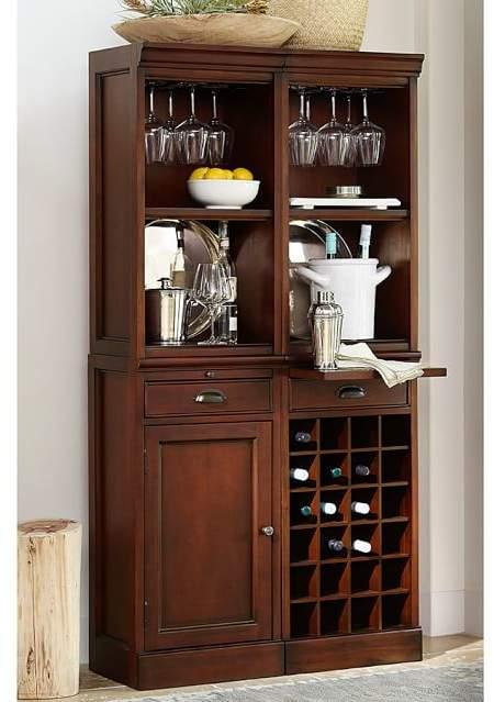wine bar cabinet furniture shopstyle rh shopstyle com