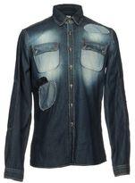 Robert Friedman Denim shirt