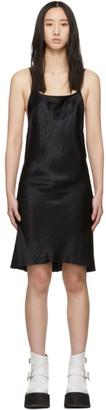 Ann Demeulemeester Black Lambeth Dress