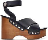 Rag & Bone Navy Hester Sandals