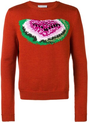 J.W.Anderson Watermelon jumper