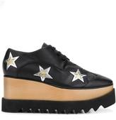 Stella McCartney star-embellished Elyse shoes