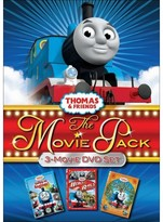Thomas & Friends: 3-Movie Pack - Calling All Engines/Hero of the Rails/The Great Discovery