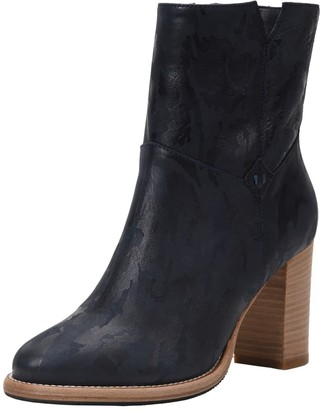 Ross & Snow Renata Weather Proof Genuine Shearling Lined Bootie