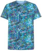 Derek Rose India Jungle Print T-Shirt