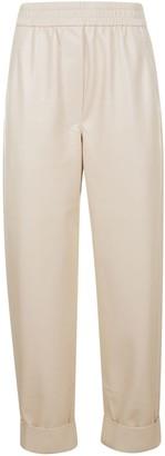 Nanushka Ribbed Waist Trousers