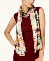 Echo High Gate Floral Scarf