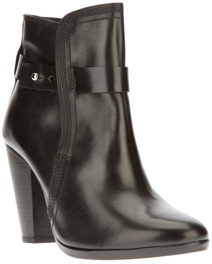 Lemaire shearling lined ankle boot