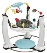 Evenflo Exersaucer Jump and Learn Stationary Jumper - Jam Session