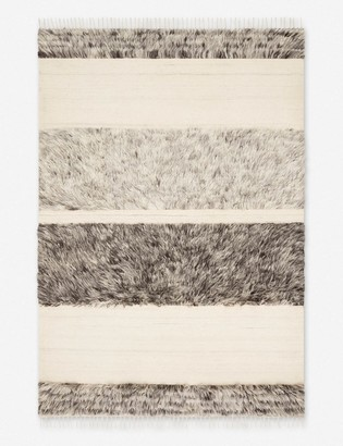 ED Ellen Degeneres Abbot Rug, Natural and Stone, Crafted by Loloi