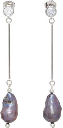Mounser Silver Comber Earrings