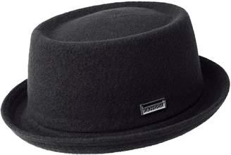 Kangol Men's Wool-Blend Mowbray Pork Pie Hat